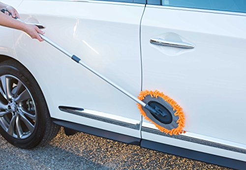 Birdrock Home Car Wash And Detailing Kit Includes 6 Pcs