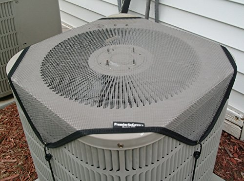 UPC 700064925645, Air Conditioner Covers- Summer Top Cover - 36x36 - Gray