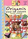 50 origamis pour les enfants par Grabowska-Piatek