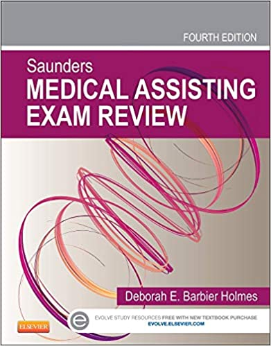 Saunders Medical Assisting Exam Review 9781455745005