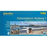 bikeline Radtourenbuch: Ostseeküsten-Radweg Teil 1: Schleswig-Holstein. Von Flensburg nach Lübeck. 1:75.000. GPS-Download, wetterfest/reißfest