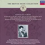 British Music Collection: Gerald Finzi