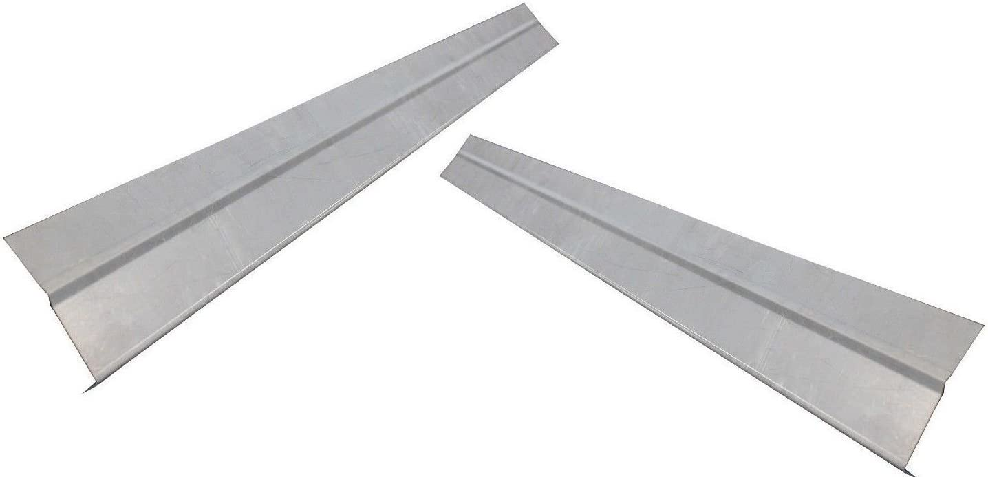 Motor City Sheet Metal Works With 1959 1960 BUICK CADILLAC OLDSMOBILE INNER ROCKER PANELS NEW PAIR!!