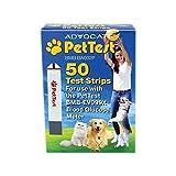 Advocate PetTest Test Strips 50 per Box PT-105
