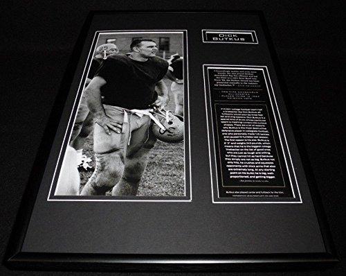 Dick Butkus Framed 12x18 Photo Display ()