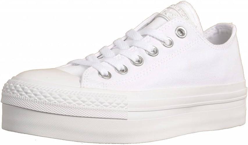 Converse Chuck Taylor All Star Femme Mono Platform Ox 308530 Damen Sneaker
