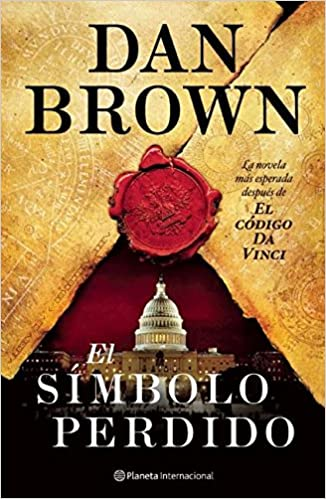 El Simbolo Perdido MM Spanish Edition Dan Brown 9786070706127 Amazon Books