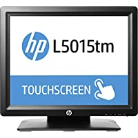HP M1F94A8#ABA L5015tm 15 LED-Backlit LCD Monitor, Black