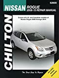 Nissan Rogue Chilton Automotive Repair Manual
