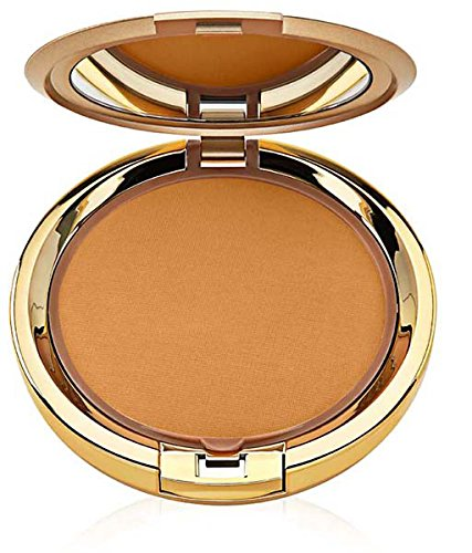 Milani Even Touch Powder Foundation, Caramel (Medium Caramel Finish)