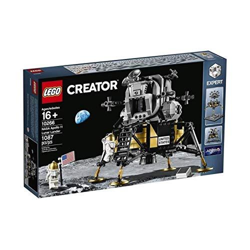 Lego Creator NASA Apollo 11 Lunar Lander Set 10266 New with Box