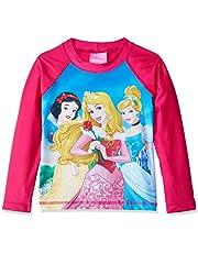 Camiseta Praia Manga Longa Princesas, TipTop