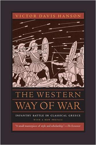 Descargar Libro Electronico Western Way Of War: Infantry Battle In Classical Greece Archivos PDF