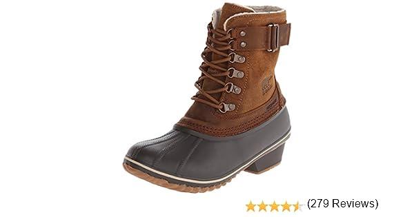 a9f3bb29246 Amazon.com | Sorel Women's Winter Fancy Lace II Boot | Ankle & Bootie