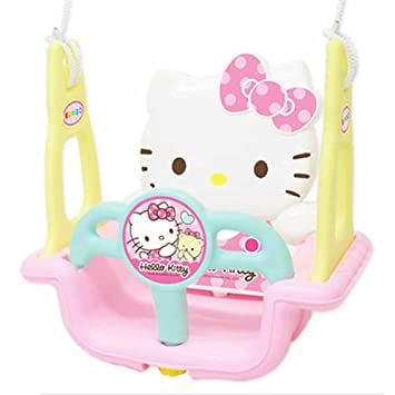 Amazon Com Hello Kitty Folding Toddler Indoor Outdoor
