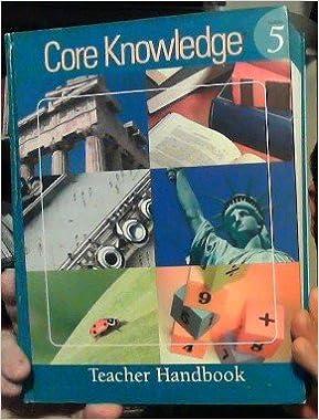Core Knowledge Teacher Handbook for Grade 5 (Teacher Handbook ...