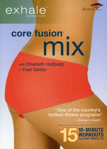 EXHALE: CORE FUSION MIX (3-PACK)