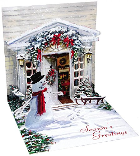 3D Greeting Card HOLIDAY Christmas product image