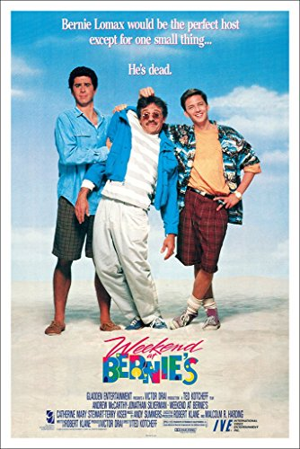 Weekend at Bernies Movie Poster 24in x 36in