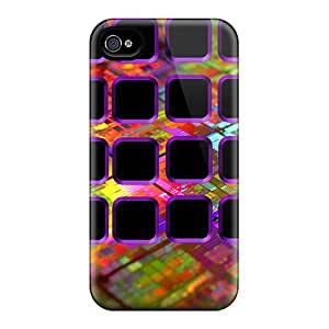 RcoiTKC4702QKWsX Tpu Phone Case With Fashionable Look For Iphone 4/4s - Iphone