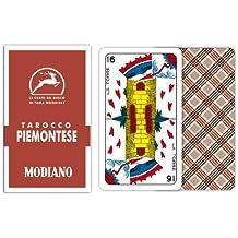 Modiano Piemon teser Tarot Cards 84 by Modiano