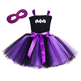 - 51DSwauOYKL - Tutu Dreams Halloween Tutu Dress for Girls