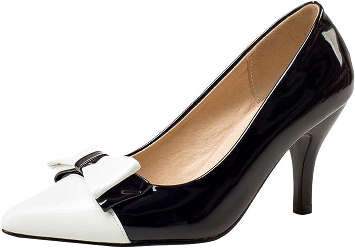 Carol Shoes Women's Charm Elegant High