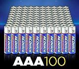 ACDelco 100-Count AAA Batteries, Maximum Power