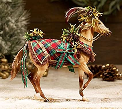 Christmas Horse Pictures.Breyer Woodland Splendor 2016 Holiday Christmas Horse Limited Edition