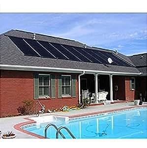 "USA Premium Store 28""x20' Solar Energy Swimming Pool spas Sun Heater Panel Inground Above Ground"