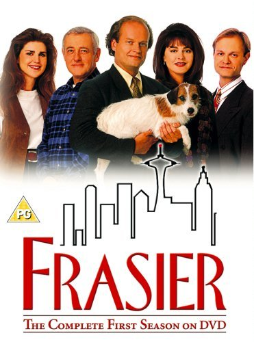 Behind the Couch: The Making of 'Frasier'