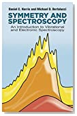 Symmetry and Spectroscopy: An Introduction to Vibrational and Electronic Spectroscopy (Dover Books on Chemistry)