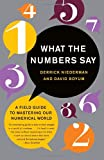 What the Numbers Say: A Field Guide to Mastering Our Numerical World, Derrick Niederman, David Boyum, 0767909992