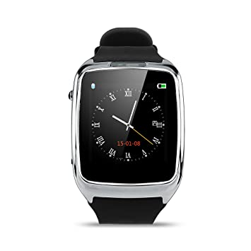 KKmoon iradish i8 Bluetooth 4.0 reloj inteligente para iPhone6 6 Plus Samsung HTC Xiaomi ios android