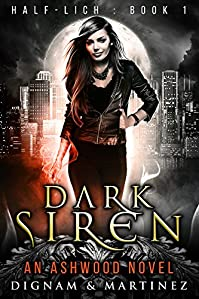 Dark Siren by Lee Dignam ebook deal