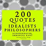 200 Quotes of Idealist Philosophers | Arthur Schopenhauer,Immanuel Kant