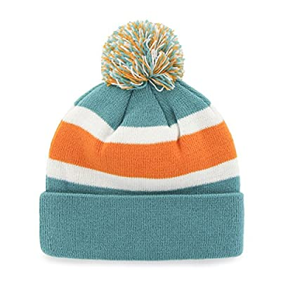 NFL '47 Brand Breakaway Cuff Knit Hat with Pom