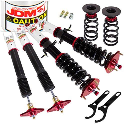 JDM Sport Infiniti 08-13 G37 Coupe/G35 G37 Sedan 07-13/2014 Q60 Full 32 Way Adjustable Damper Coilover System Camber