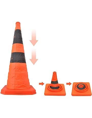 Cono de Emergencia AA Car Essentials AA6608 3 Unidades