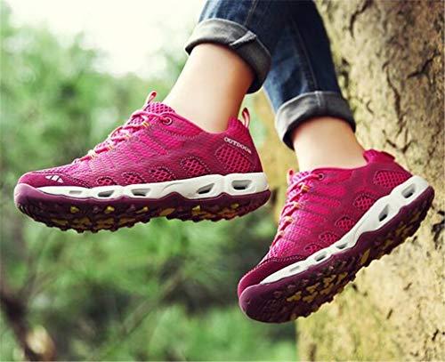 Scarpe Exing D da Sneakers Scarpe da da donna casual Scarpe acqua Novità Primavera Scarpe cross stringate Scarpe antiscivolo outdoor country Escursionismo Scarpe traspiranti Autunno qqxgZw