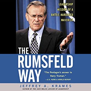 The Rumsfeld Way Audiobook