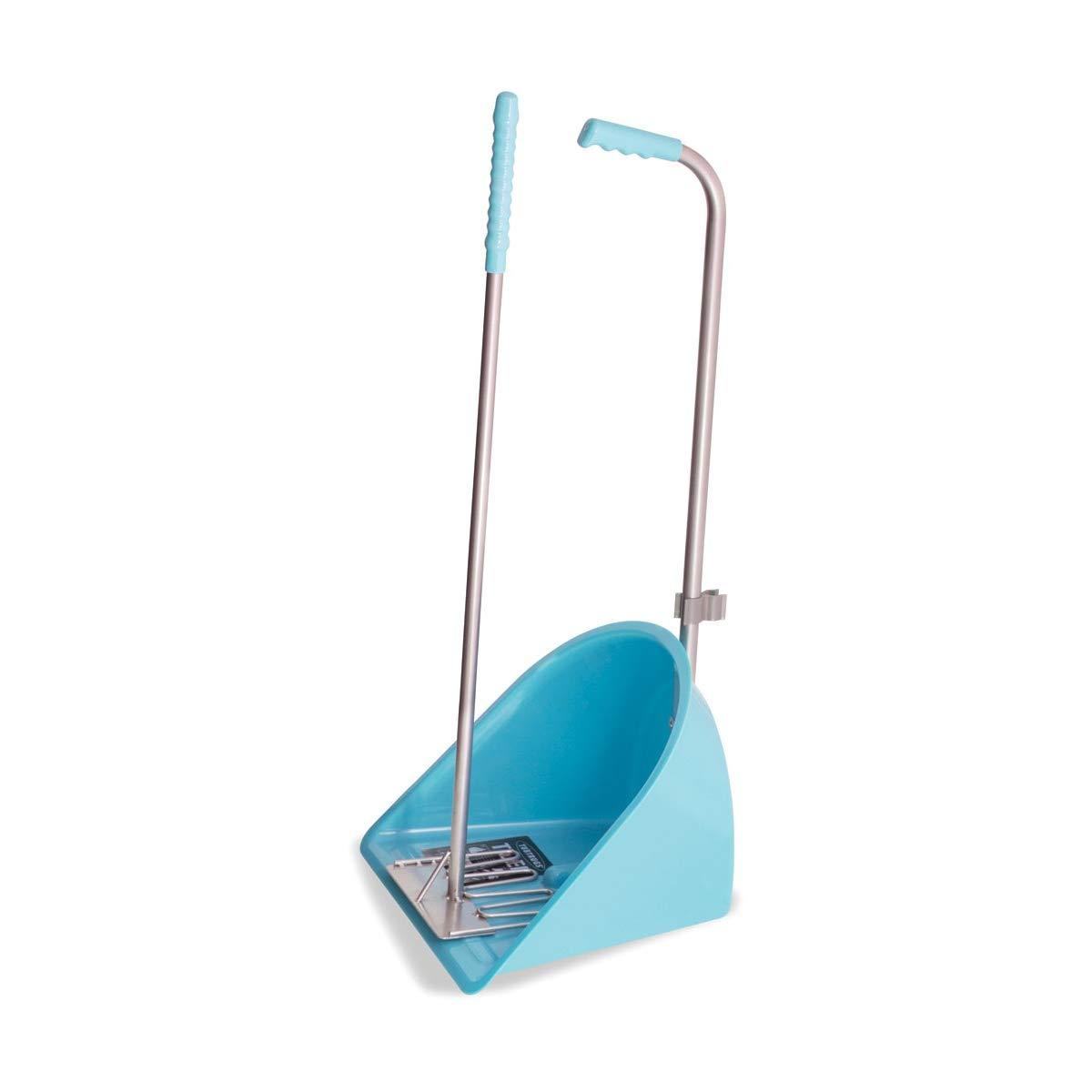 Tub Trug Tidee Manure Scoop : Sky Blue by Faulks & Company