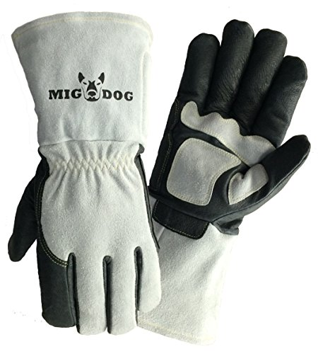 Galeton MIG DogUltra Premium Welding Gloves Leather product image