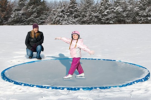 Inflatable Ice Skating Rink - 2