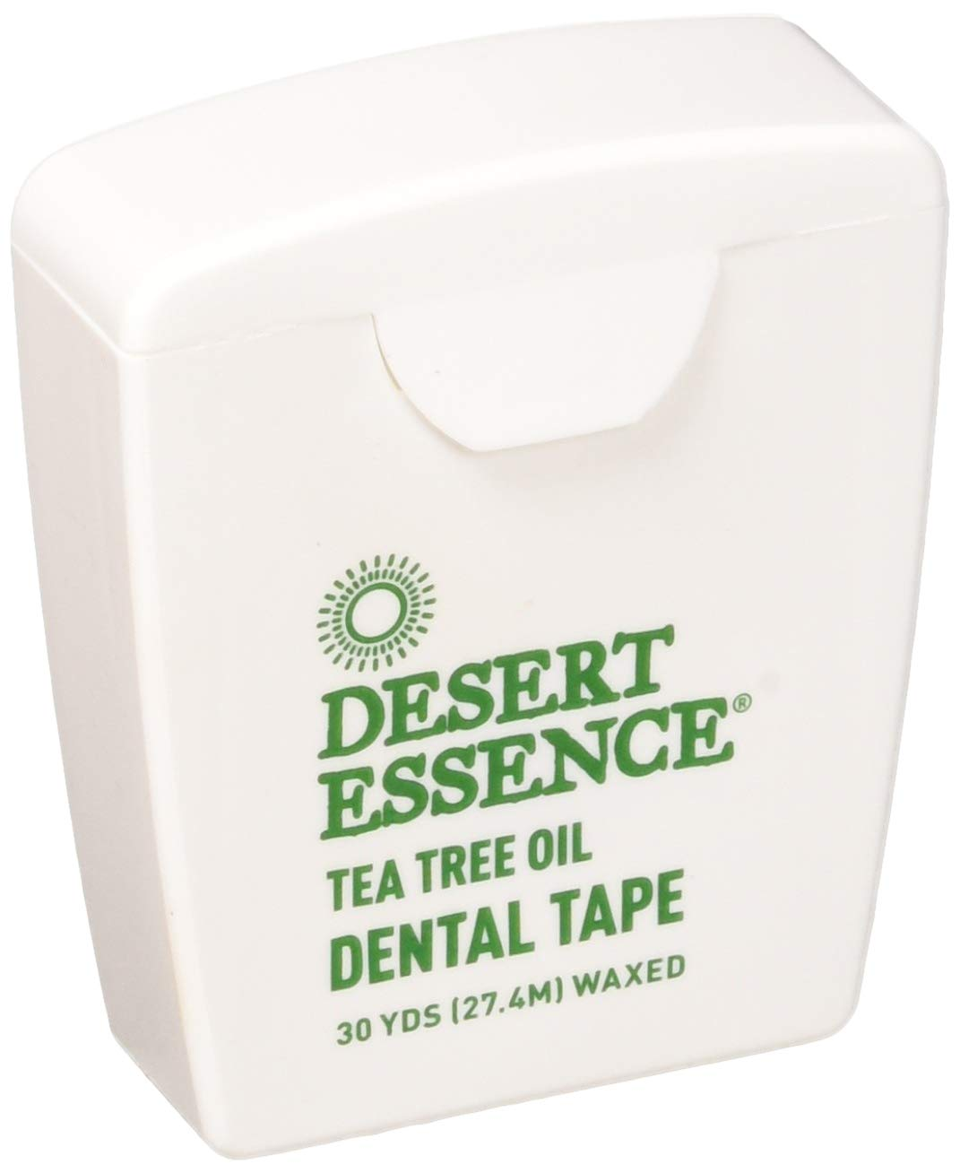 Desert Essence Tea Tree Dental Tape, 6 X 30 yd, 6 Count 350645