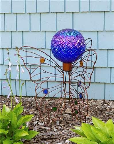 Ev Globe (Echo Valley E-V Butterfly Folding Globe Holder, Copper)