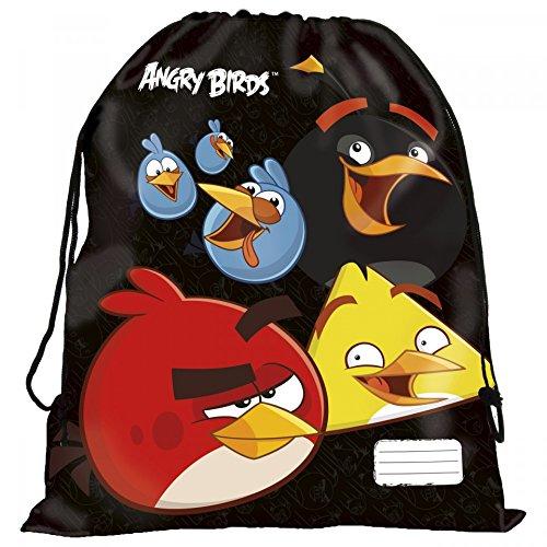c5f78c21aa Angry Birds Mini Maxi & Zaino Scuola sport, la spiaggia piscina shoes-air  uscita