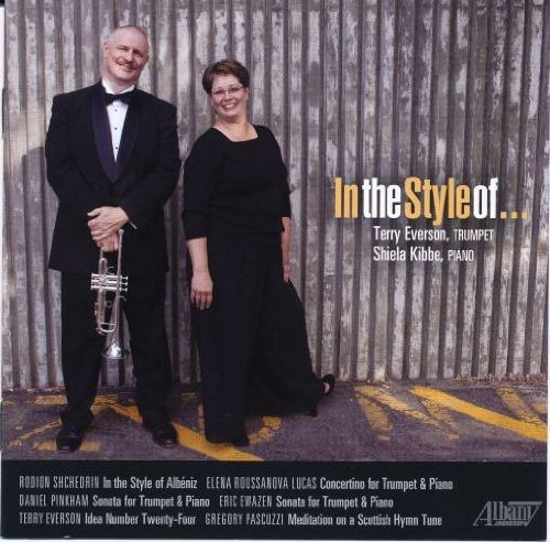 Terry Everson: In the Style Of by Terry Everson (2011-09-13)