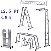 Amazon Com Multi Task Ladder