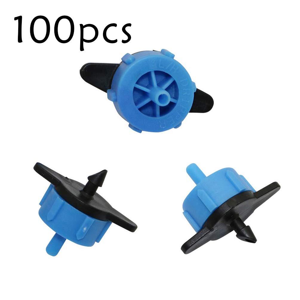16PE Socket de tubo recto a trav/és de 16 mm de conector de p/úas recto accesorios de tuber/ía para riego de jard/ín agr/ícola